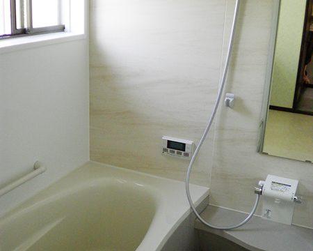 バスルーム改装工事