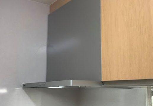キッチン レンジフード交換工事