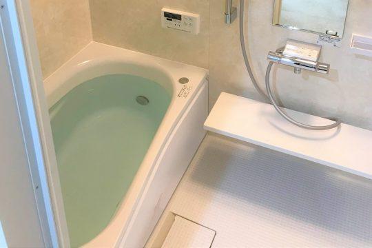 浴室のリフォーム!